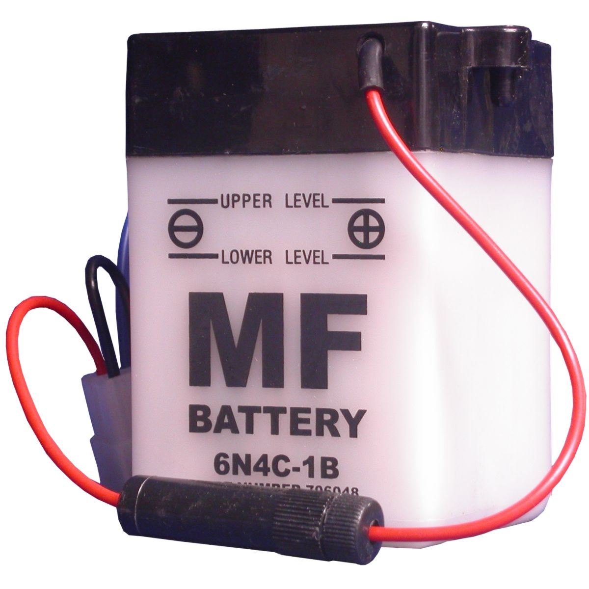 Conventional for 1978 Honda XL 125 K2 NO ACID Battery