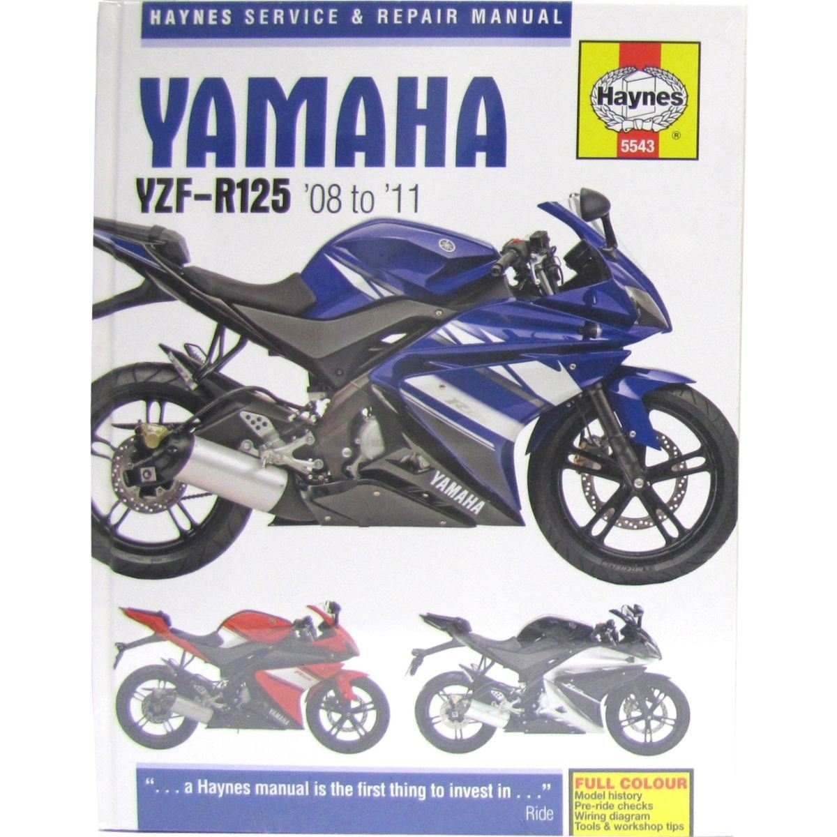 workshop manual yamaha yzf r125 08 11 workshop manual yamaha yzf r125 08 11