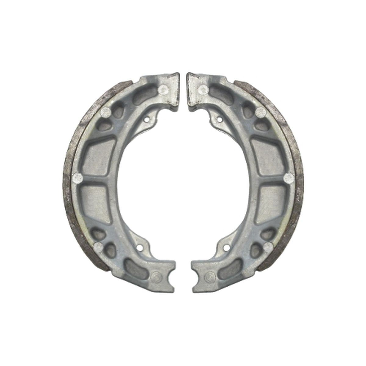Brake Shoes Rear for 1984 Honda CF 70 Chaly