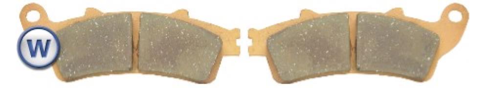 Brake-Disc-Pads-Front-L-H-Goldfren-for-2002-Honda-CBR-1100-XX-2