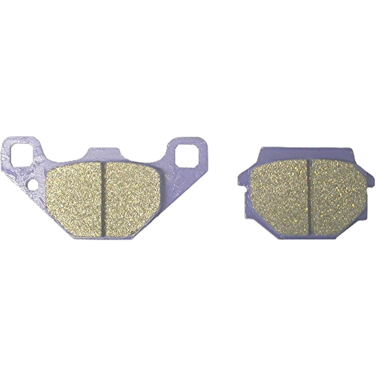 Brake Disc Pads Front R//H Kyoto for 1985 Kawasaki KX 125 D1