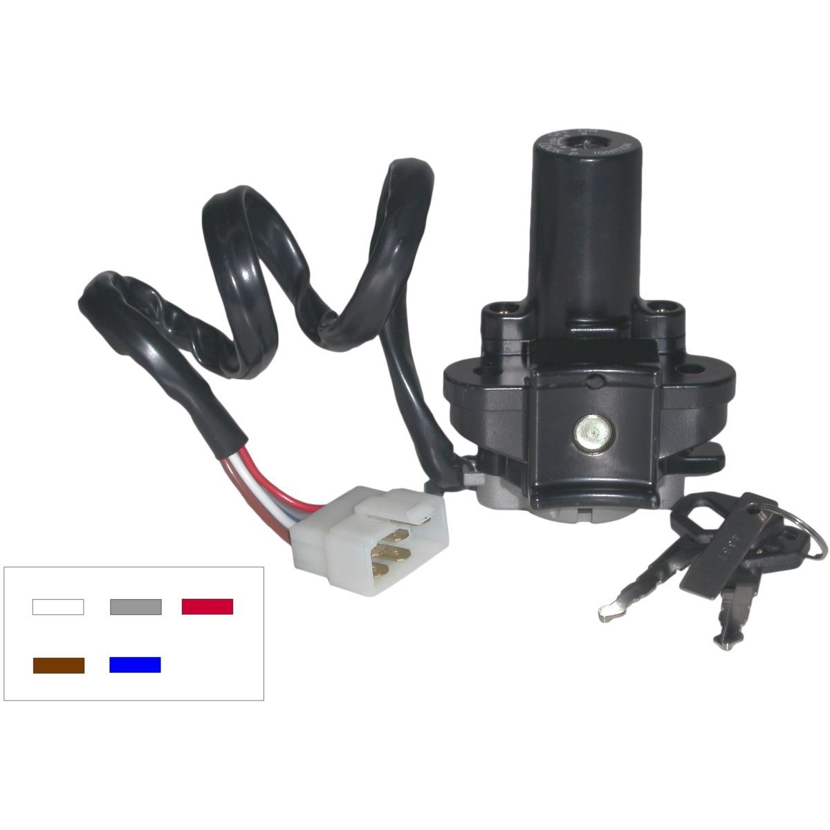 Ignition Switch for 1999 Kawasaki ZX-6R ZX600G2