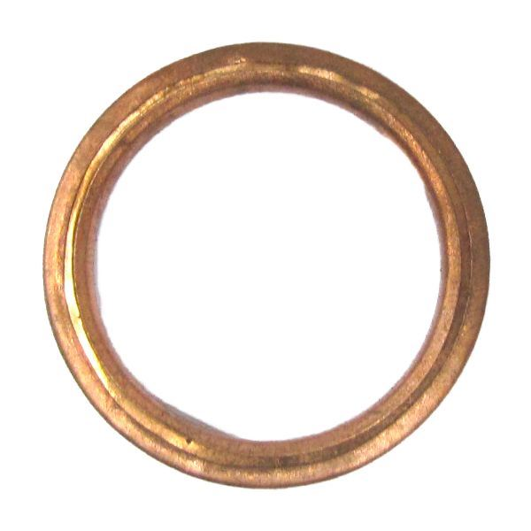 Exhaust Gasket Flat 1 for 2009 Peugeot Satelis 500 RS