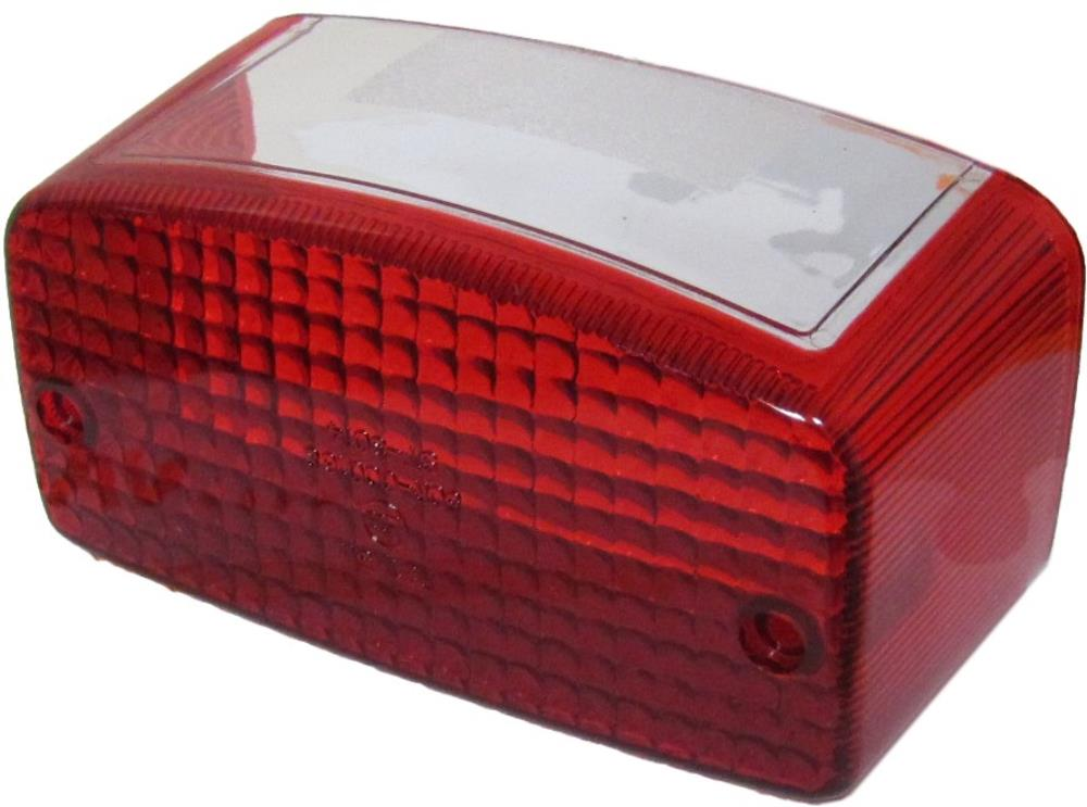 Taillight Lens for 1990 Honda MTX 125 RWL (Disc)