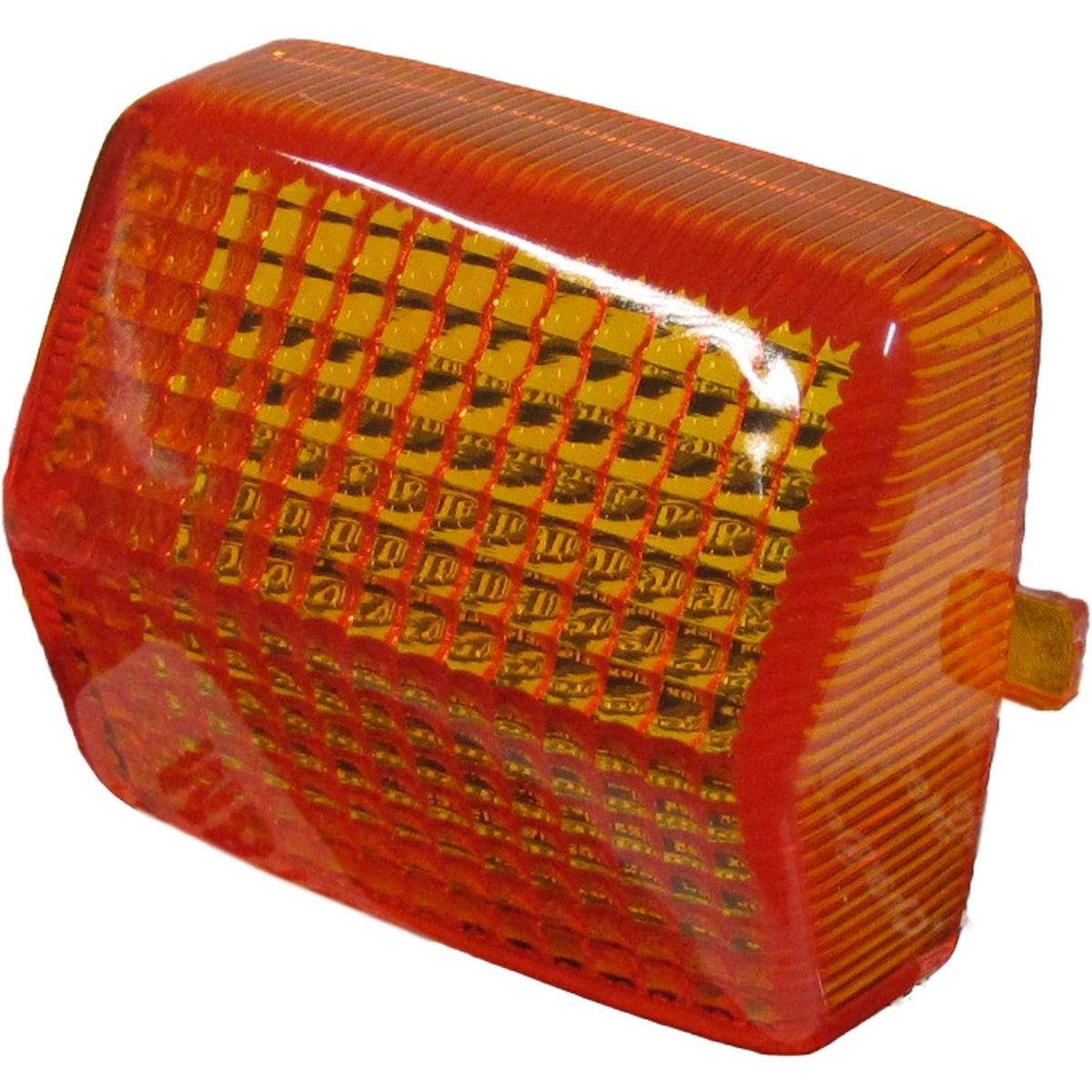 Indicator Lens Rear R//H Amber for 2000 Honda XRV 750 Y Africa Twin RD07