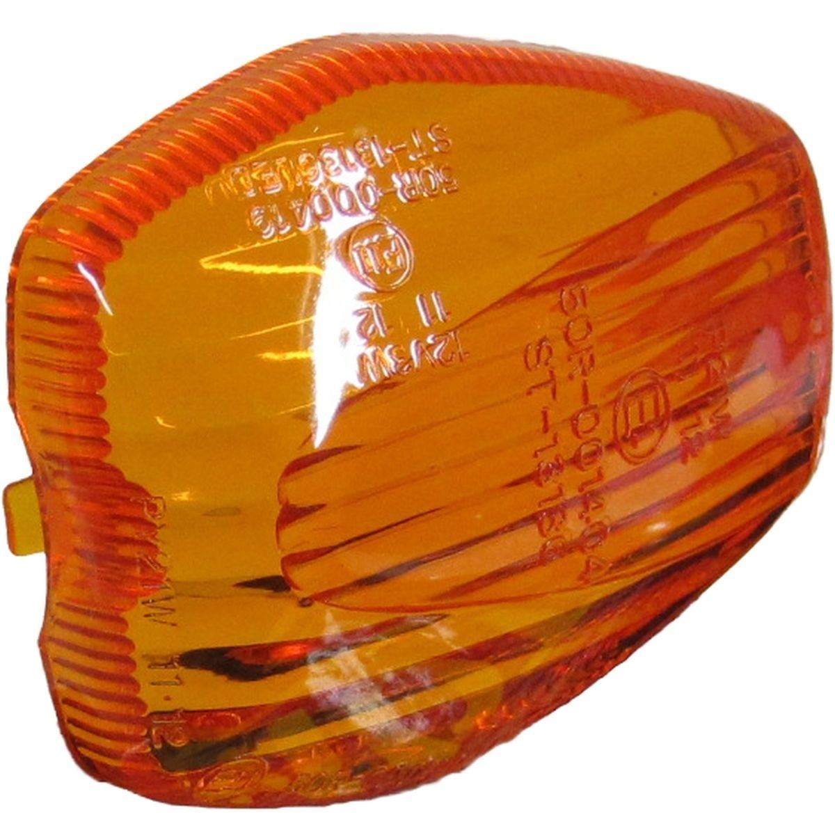 Indicator Lens Front L//H Amber for 2004 Honda CB 600 F4 Hornet