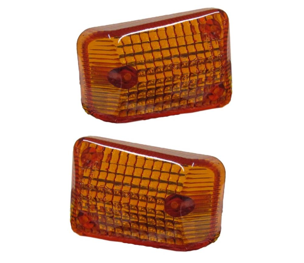 Indicator Lens Rear R/H Amber for 2000 Peugeot Speedfight 2 (50cc) (A/C) (Front