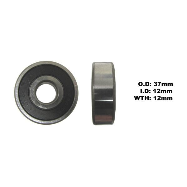 Wheel Bearing Front R//H for 2010 Yamaha XC 125 Vity 4P76
