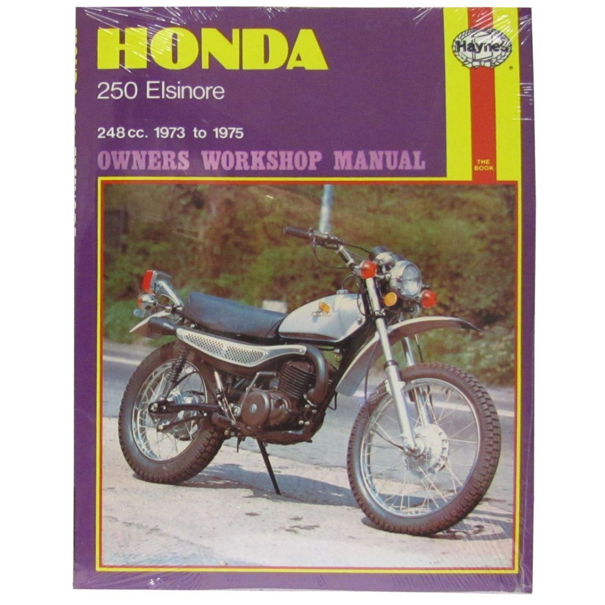 Image is loading Workshop-Manual-Honda-CR250M-1973-1975