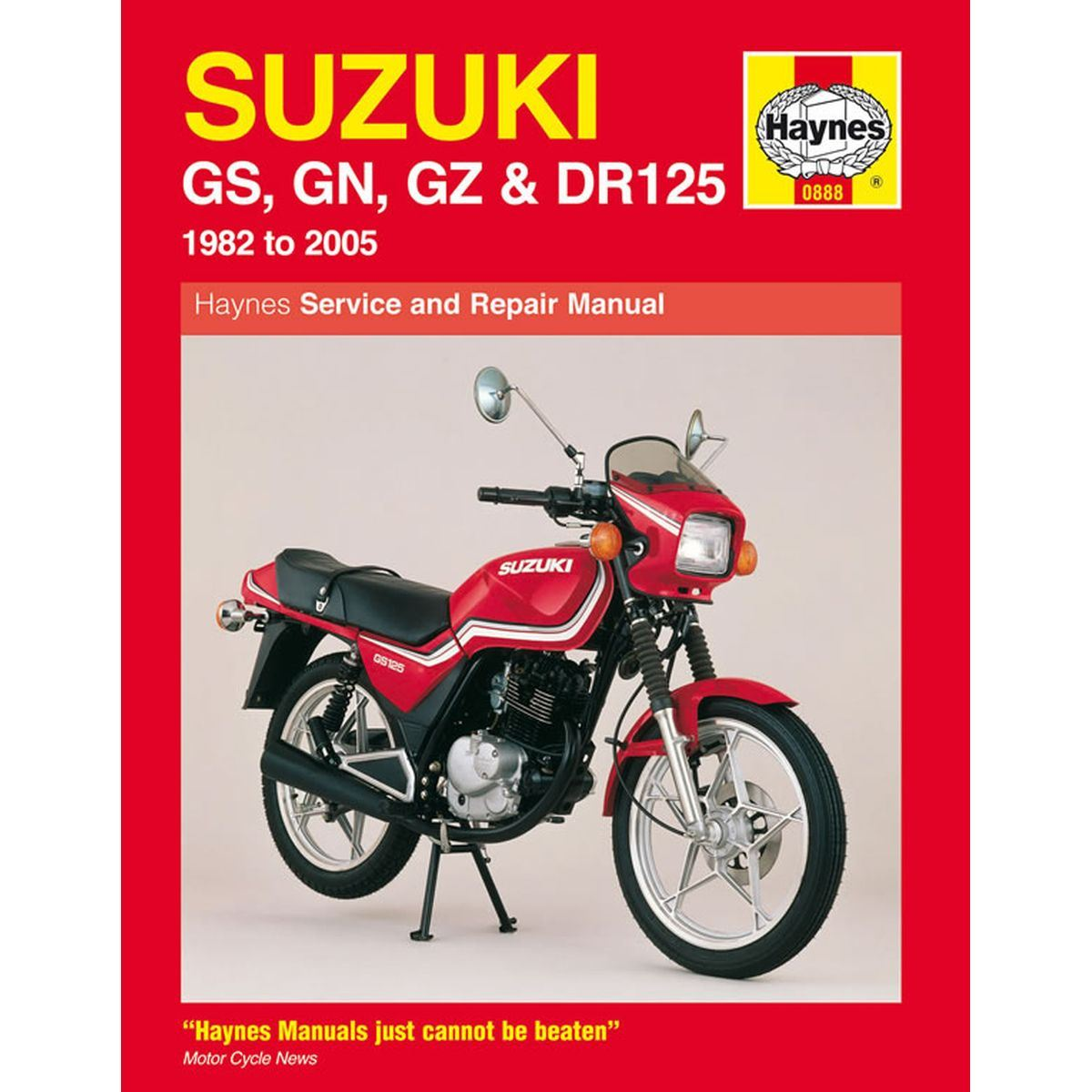 Image is loading Manual-Haynes-for-2002-Suzuki-GZ-125-K2-