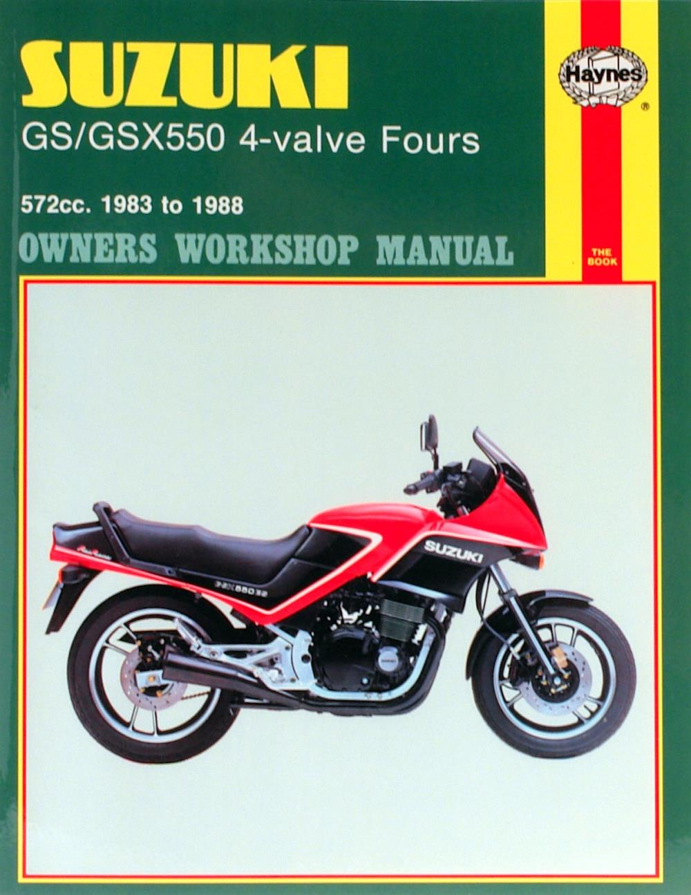 GSX 550 Faired 1985 High Quality Replacement Oil Filter