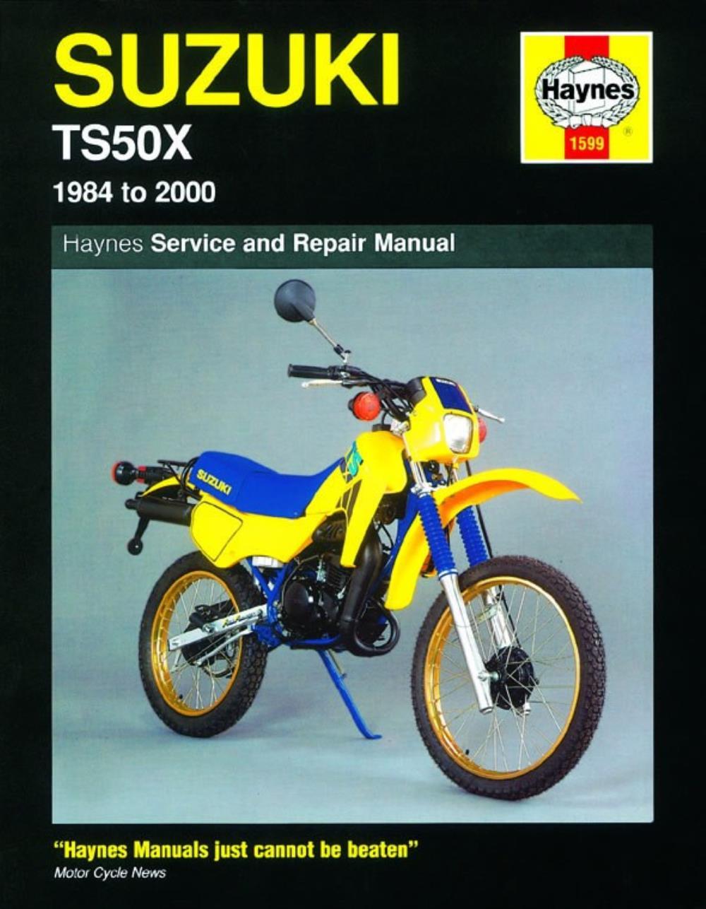 Suzuki Ts 50 X Wiring Diagram - Wiring Diagram Structure on