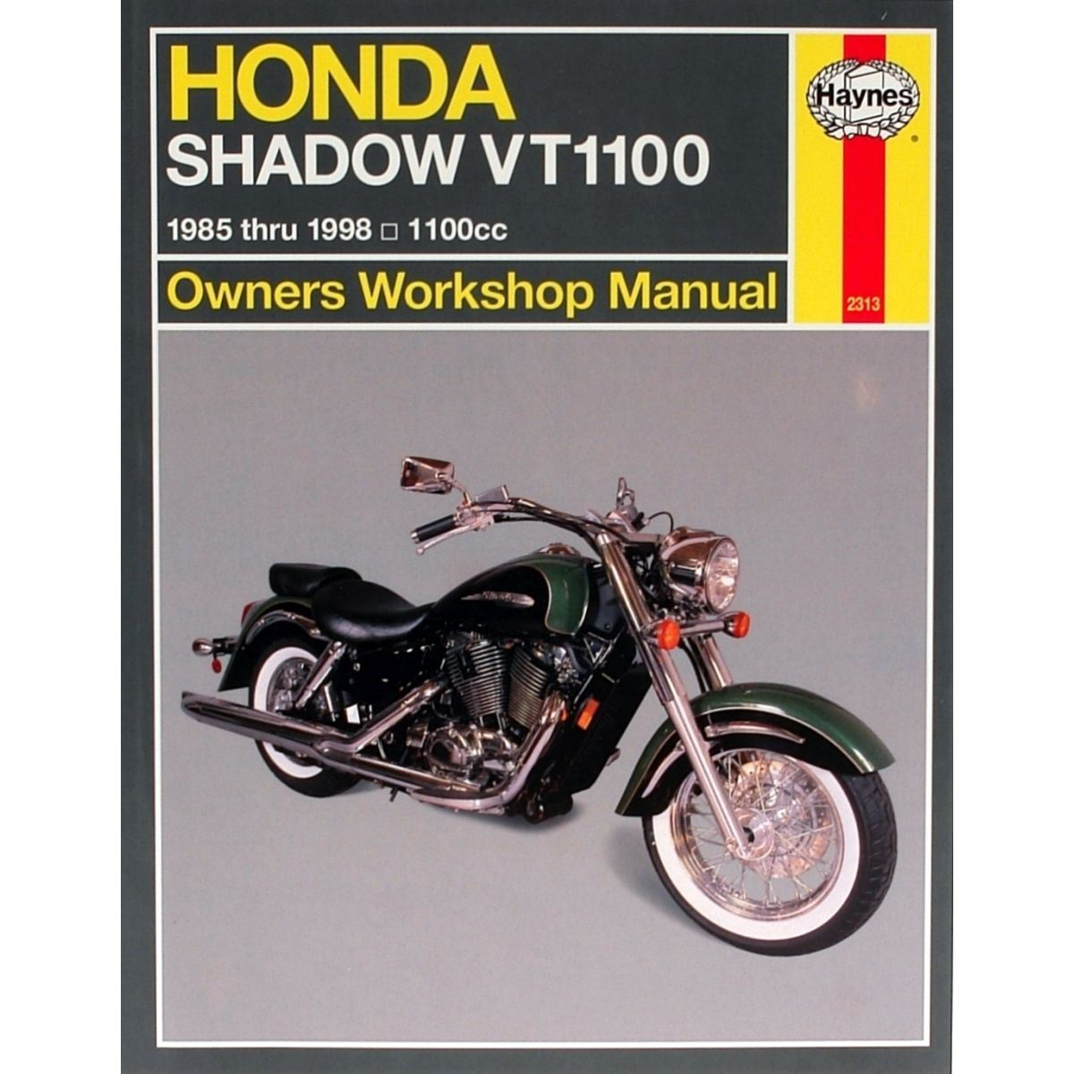 Image is loading Manual-Haynes-for-1997-Honda-VT-1100-CV-
