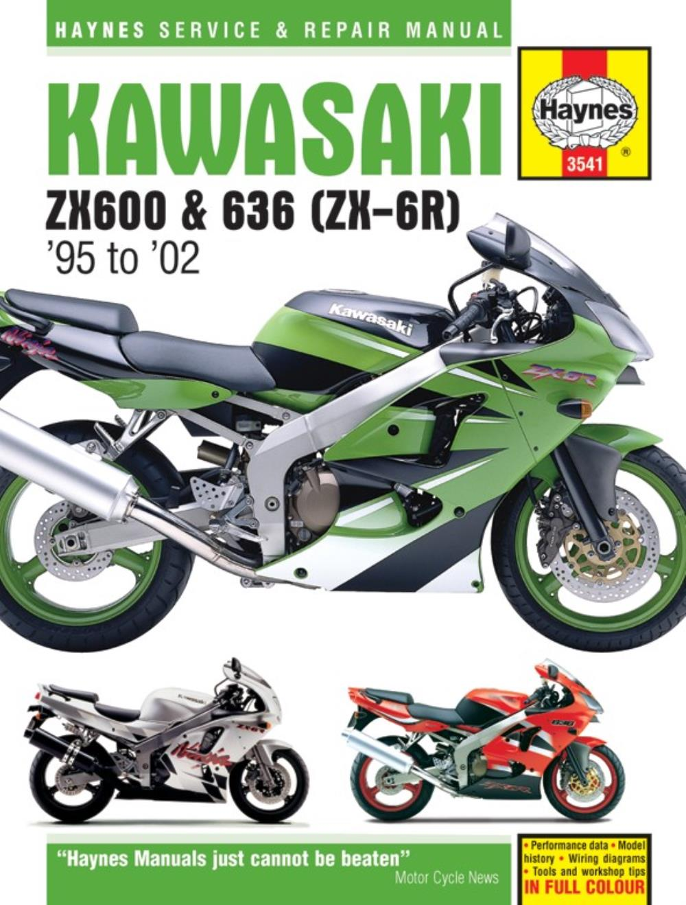 WRG-1056] 1995 Kawasaki Zx6r Wiring Diagram on