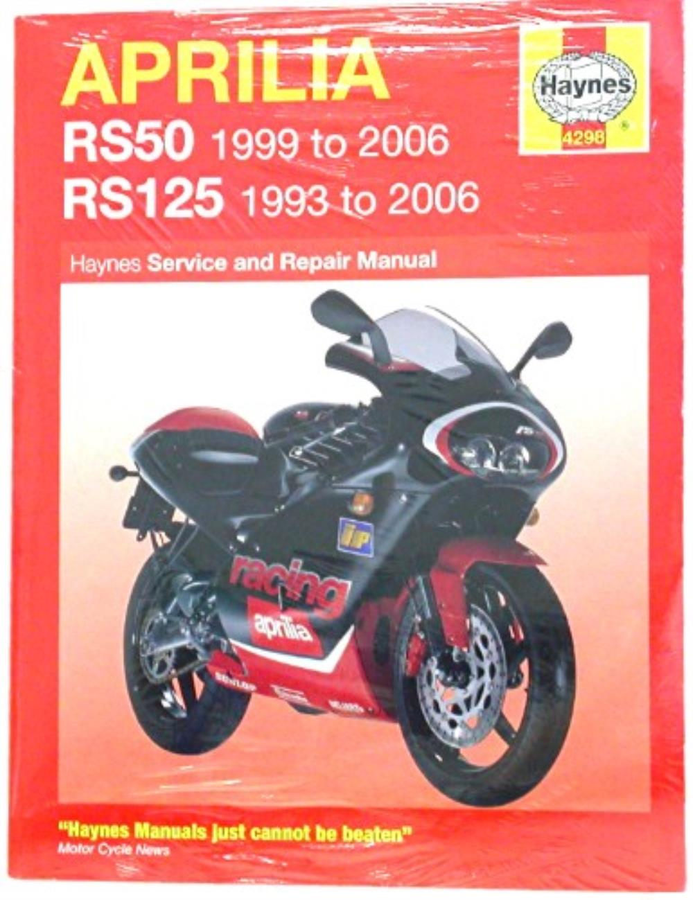 manual haynes for 2000 aprilia rs 50 ebay rh ebay co uk aprilia rs 50 workshop manual aprilia rs 50 manual free download