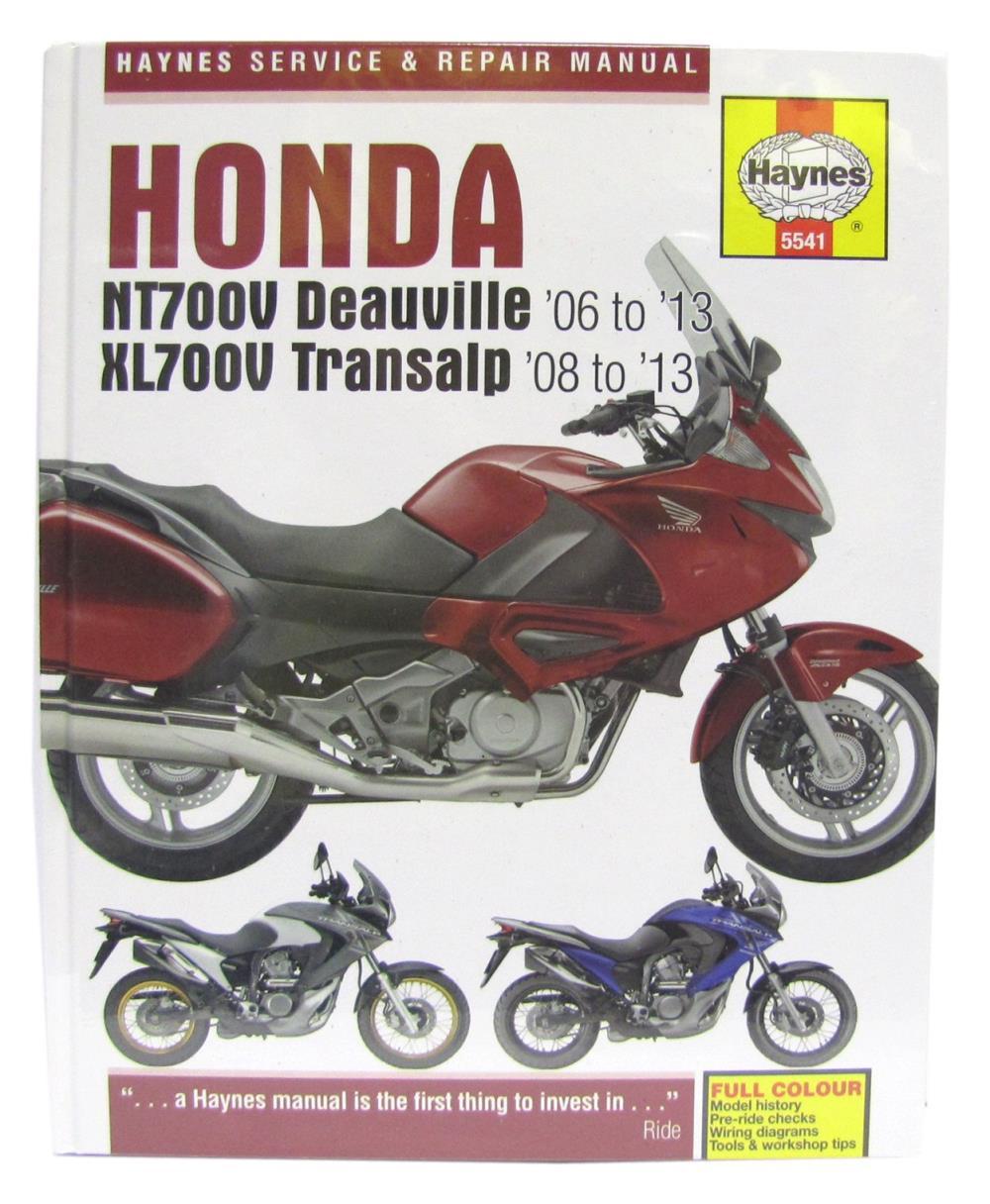 honda xl 700 v transalp 2010 haynes service repair manual 5541 ebay rh ebay com Honda NX650 Dominator Honda NX650 Dominator