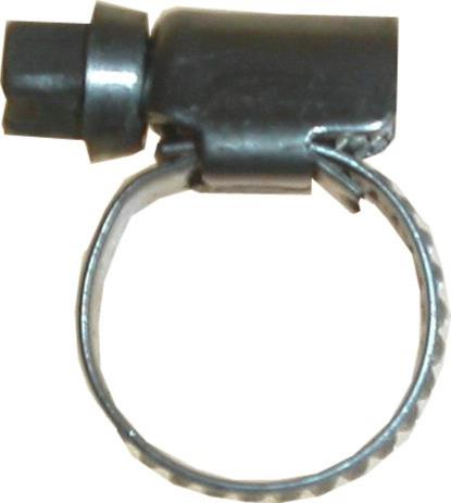 Picture of Stainless Steel Hose Clips 8mm to 16mm (Per 10)