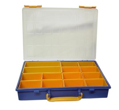 Picture of Plastic Container, Tray 14 Compartments 340mm x 250mm