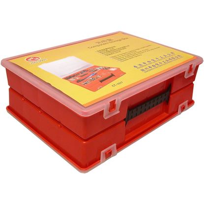 Picture of Plastic Container, Tray 28 Compartments 335mm x 240mm