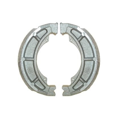Picture of Brake Shoes Front for 1969 Suzuki T 125 l Stinger