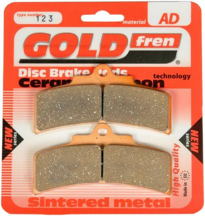 Picture of Goldfren AD123, FA183, SBS622, GF119 Disc Pads (Pair)