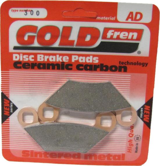 Picture of Goldfren AD300, FA475 Disc Pads (Pair)