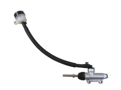 Picture of M/Cylinder Rear 40mm mount, hose, round bottle, 50mm long stem