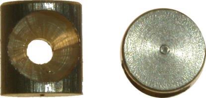 Picture of Nipple Barrel 4.75mm x 4.75mm (Per 50)
