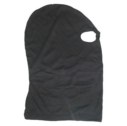 Picture of Balaclava Black 2 eye holes