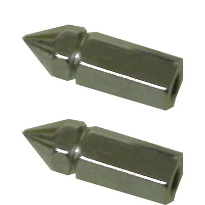 Picture of Nut Chrome Pike 5mm (Per 5)