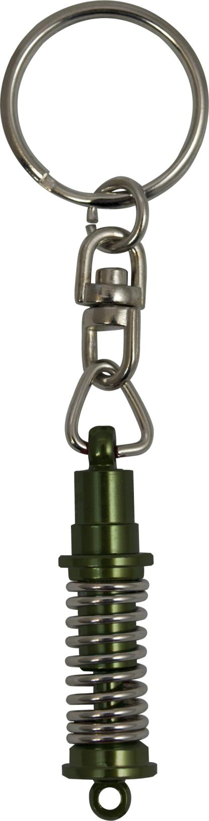 Picture of Key Ring Shock Style Green