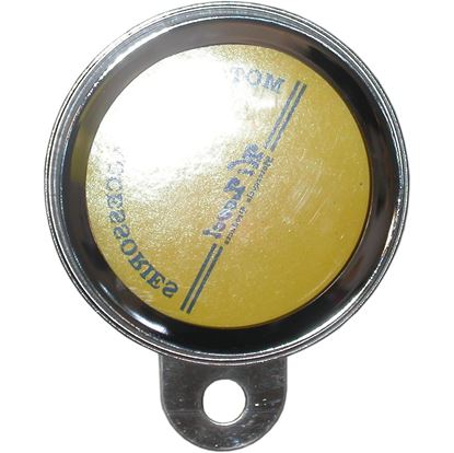Picture of Tax Disc Holder 273 Chrome Screw on Front (Per 10)