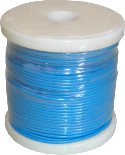 Picture of Single Electrical Cable Blue O.D 2.50mm, 9 Strand (50 Mtrs)