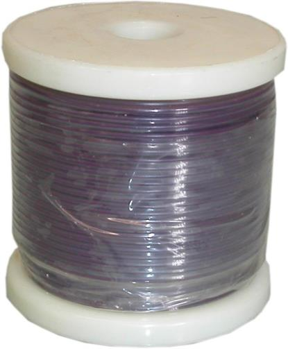 Picture of Single Electrical Cable Purple O.D 2.50mm (50 Mtrs)