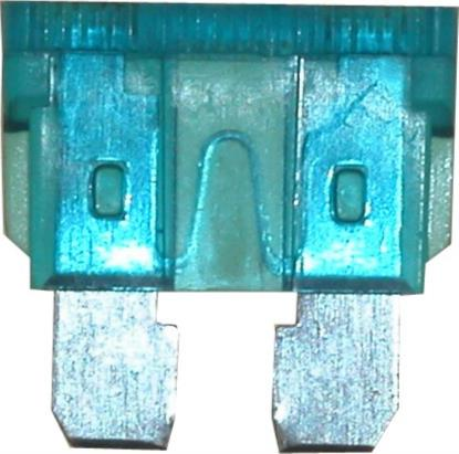 Picture of Fuse Blade 15 Amp (Per 10)