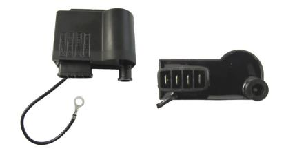 Picture of Ignition Coil 12v CDI Single for AM6 Engine 4 Pin + 1 wire