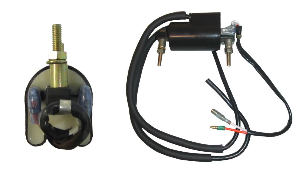 Ignition Coil For 1978 Kawasaki Kz 650 D1 Sr650 1895 Picclick Uk 1979 K Z Wiring Diagram 1 Of 3free Shipping See More