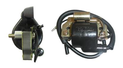 Picture of Ignition Coil 12v AC With Condensor Single Wire (60mm)