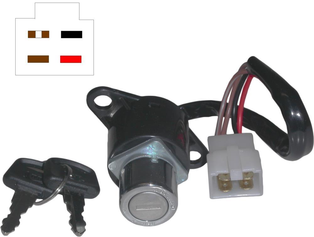 0050 CC Fits Honda CB 50 J 1978 Ignition Switch
