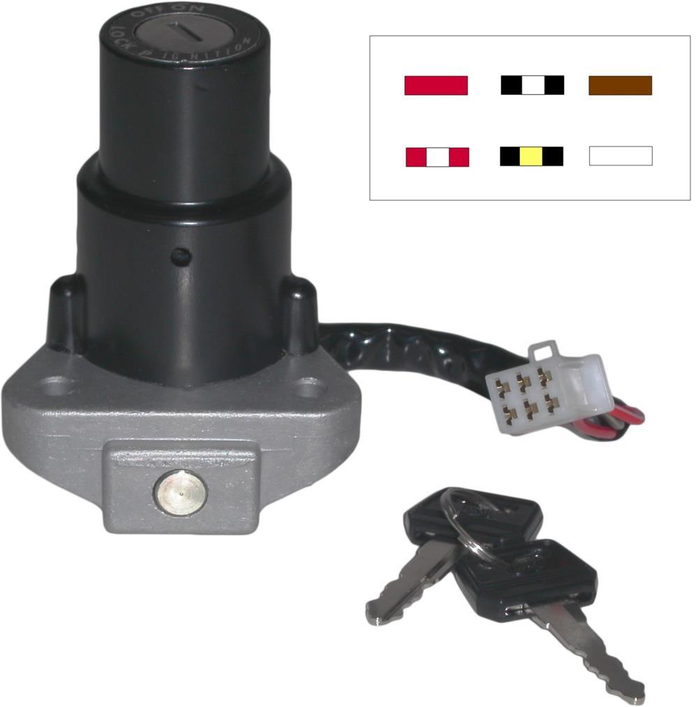 details about ignition switch for 1987 kawasaki ar 125 b4  kawasaki ar 125 wiring diagram #15