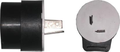 Picture of Flasher Can 6v 2 Pin use with bulbs up to 23 watt