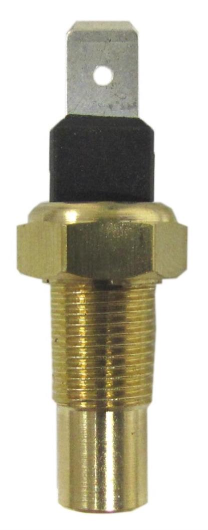 Picture of Temp Sensor 10mm Thread with step & thread 20mm, Spade Conn