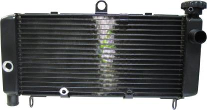 Picture of Radiator Honda CB600FW, FX 1998-1999 (Made in Japan)