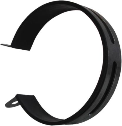 Picture of Exhaust Clamp 95-100mm Stainl ess with rubber insert