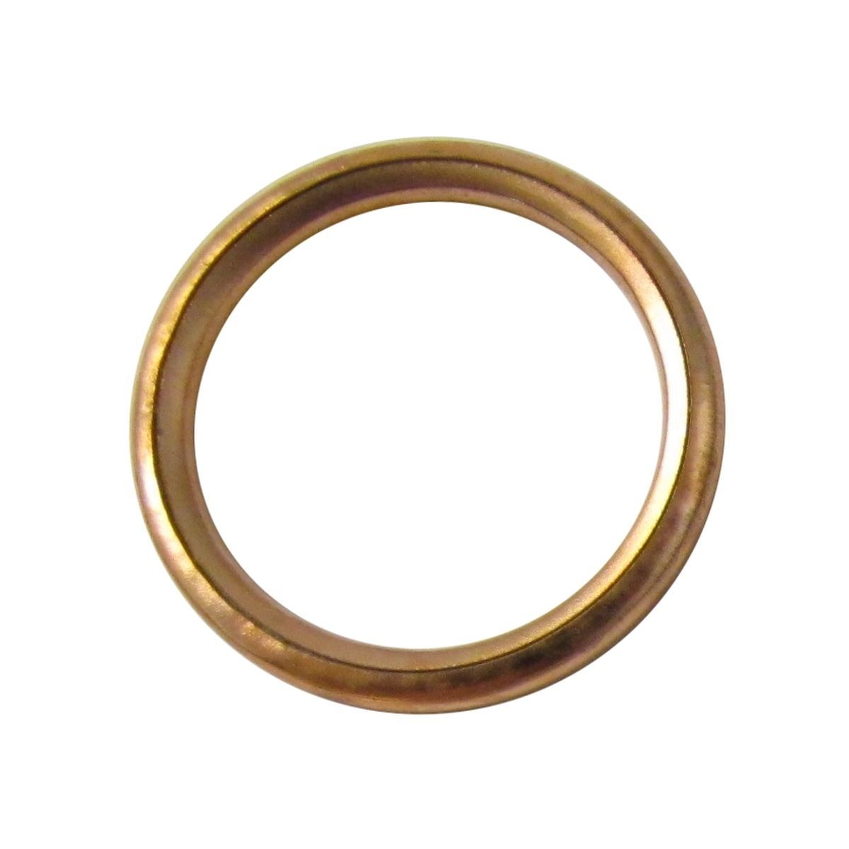 Exhaust Gasket Copper 1 For 1986 Honda CF 70 Chaly