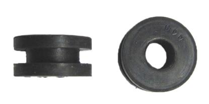 Picture of Grommet OD 18mm x ID 8.5mm x Width 10.5mm (Rubber) (Per 10)
