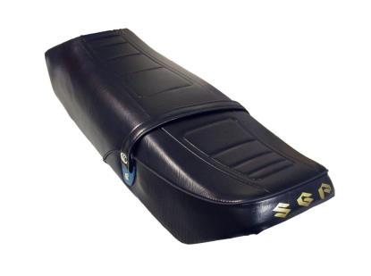 Picture of Seat Complete Suzuki GS125 Black