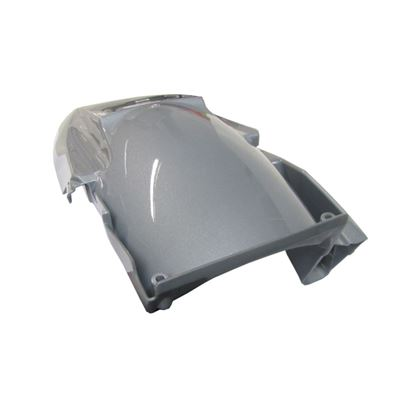 Picture of *Rear Mudguard Silver KTM 125 SX, EXC 98-03