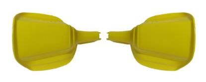 Picture of Hand Guards Disc Yellow (Pair)