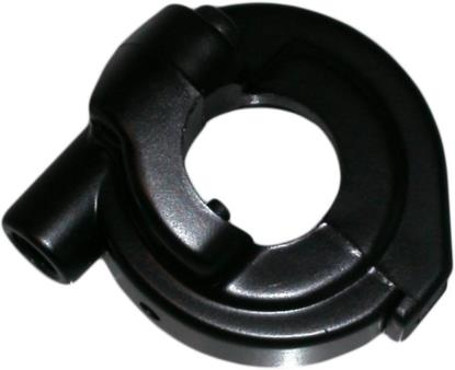 Picture of Throttle Assembly Upper & Lower Honda ANF125